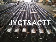 A106 Studded Tubes Steel Pipe For HRSG Refinery / Furnaces 114.3X5.74X7100mmL