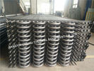 HH / H type Heat Exchanger Finned Tubes With SA192 SMLS Tube Material High Efficiency