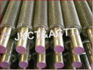 High Frequency Welded Serrated Sprial Fin Tubes For Heat Recovery Steam Generator