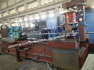 Spiral Serrated Fin Tube Welding Machine / Production Line High Frequency