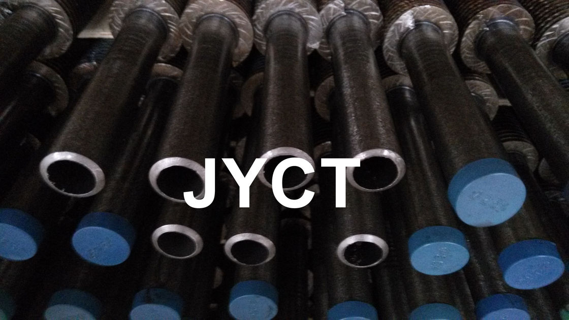 Economizers Carbon Steel Finned Tubes , Condenser Seamless Fin Tube